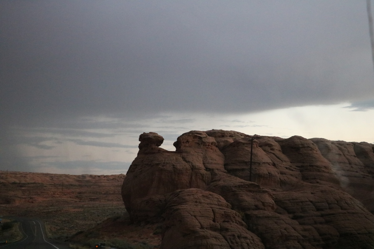 Les parcs nationaux Ouest USA (notre itinéraire)
